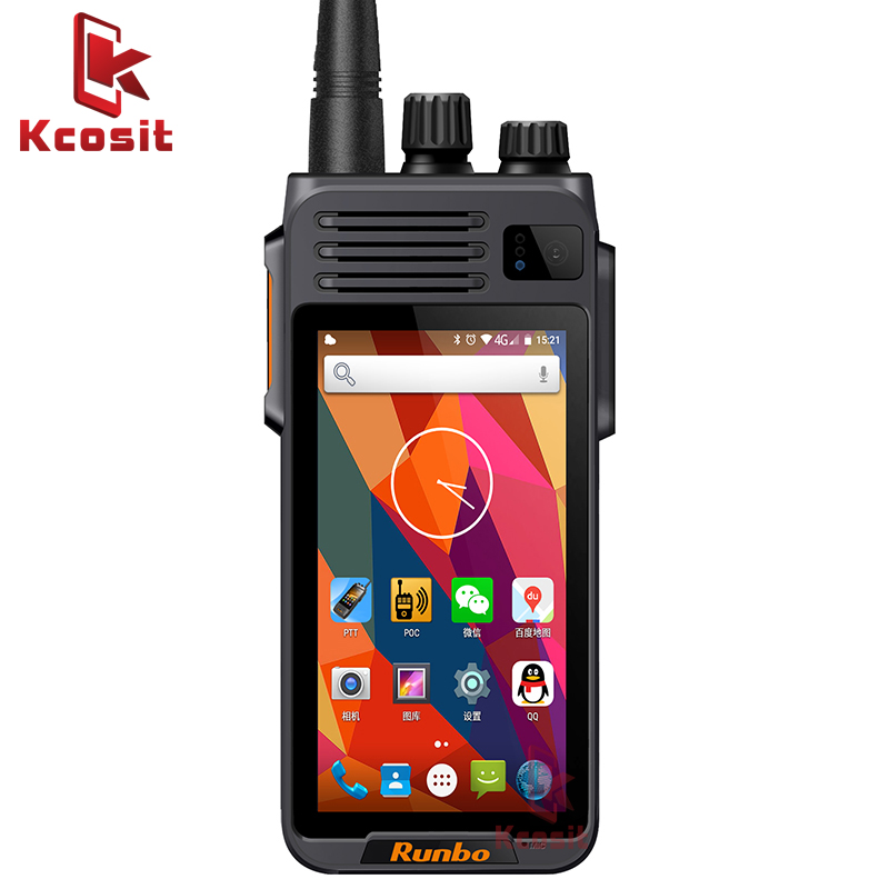 China Runbo K1 IP67 Waterproof Phone Rugged Android Smartphone Quad Core DMR Digital Radio UHF PTT