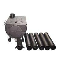 Portable camping stove wood stove