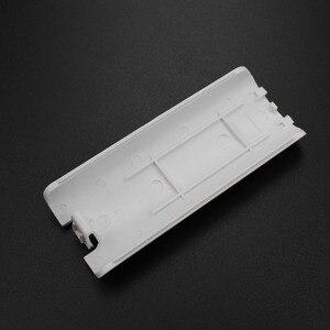 Image 3 - TingDong 20 cái Pin Trở Lại Cửa Bìa Nắp Replacment Cho Nintendo WiiU Điều Khiển Từ Xa