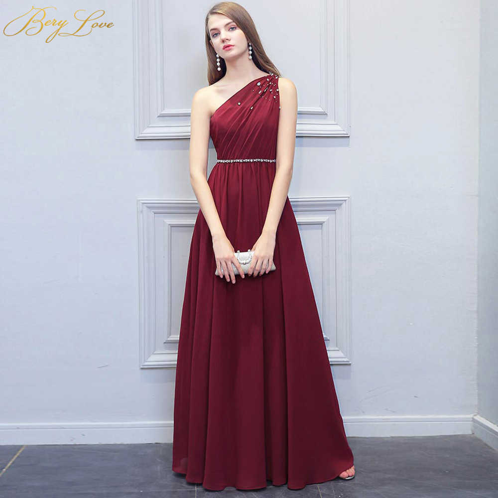 9b47e8cf0566f Detail Feedback Questions about BeryLove Simple Burgundy Evening ...