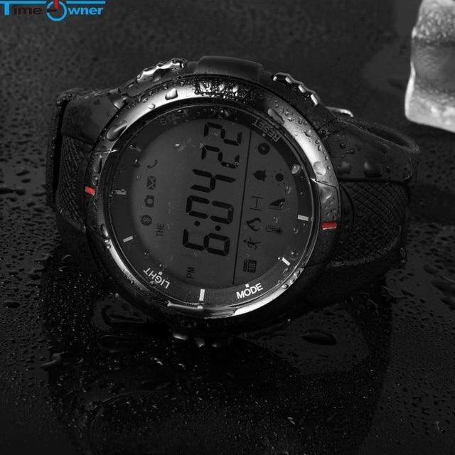 TimeOwner D Watch Smart Watch IP67 Waterproof Outdoor Men Watch Passometer Sleep Tracker Fitness