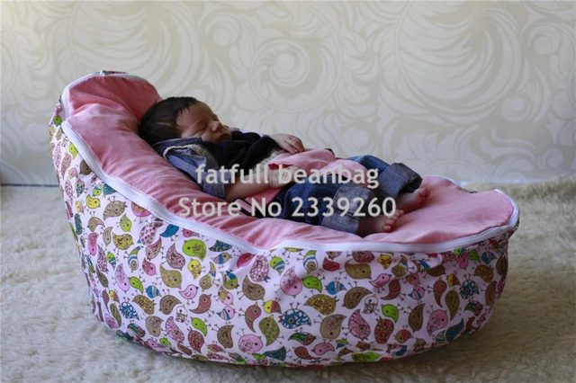 Pleasing Cover Only No Fillings Heavy Duty Color Polka Dots Bean Bag Sleeping Chair For Your Kids In Living Room Sets From Furniture On Aliexpress Com Andrewgaddart Wooden Chair Designs For Living Room Andrewgaddartcom