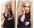 (GL008) Mujer Sweet Girl Resina Media Cabeza Máscara Cosplay Anime Japonés Kigurumi BJD Lolita Real Realista Máscara de Papel Crossdress Muñeca