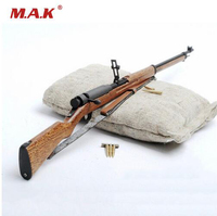 1/6 scale WWII Japan Japanese soldier weapon model Arisaka Ti Lite T8007 metal 38 rifle gun collections for 12 action figures