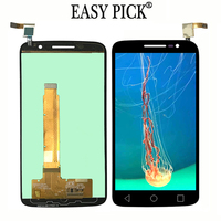 For Alcatel OneTouch Pop 2 (5) Premium OT 7044 OT 7044A 7044X 7044K 7044Y LCD DIsplay Touch Screen Digitizer Assembly