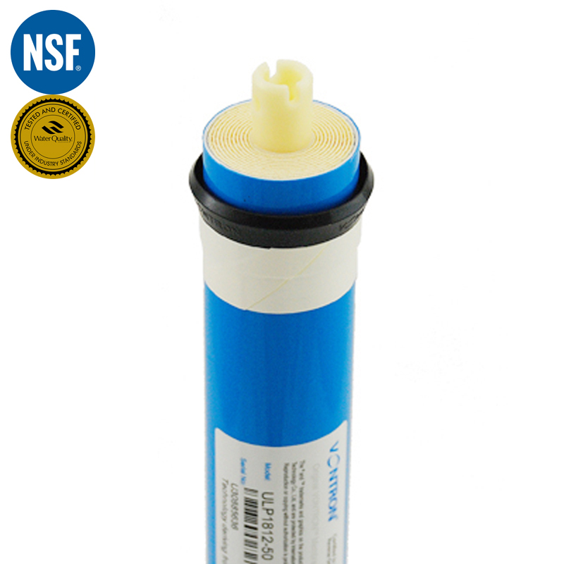 Vontron 50 gpd RO Membrane ULP1812-50 Reverse <font><b>Osmosis</b></font> Membrane for Water Filter