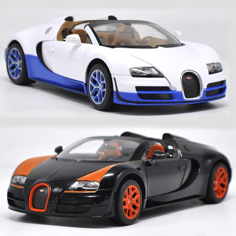Bburago 1 18 Bugatti Chiron Diecast Metal Model Roadster: HOMMAT Simulation 1:18 Bugatti Veyron Grand Sport Vitesse