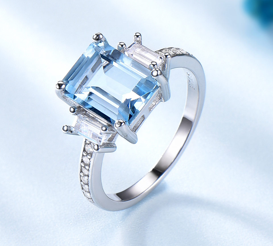 natural blue topaz ring for women brand fine jewelry (5)