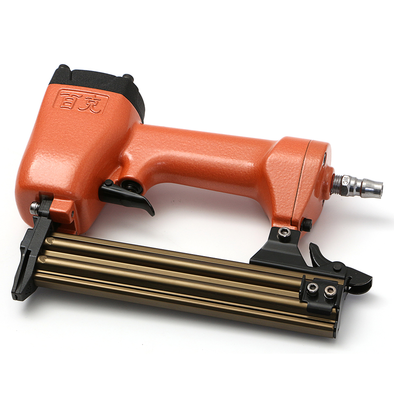 2 in1 Air Brad+Staple Finishing Nail Gun Pneumatic Nailer Finish Wood Hand Tool Set босоножки кожаные brad