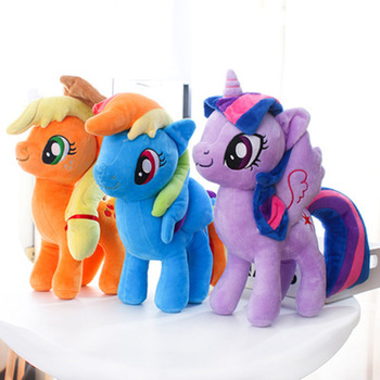 22- 40cm Stuffed Plush Dash Unicorn Toy