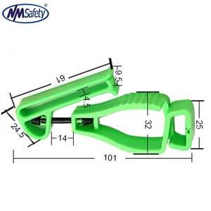 Image 5 - Пластиковые зажимы для перчаток, зажимы для рабочих перчаток, зажимы для рабочих перчаток типа m, защитные зажимы для перчаток