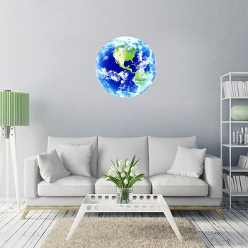 Luminous Blue Earth  1
