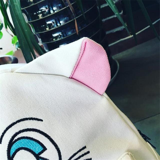 Аниме рюкзак с ушками Сейлор Мун 5