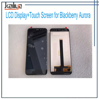 For Blackberry Aurora LCD Display+5.5'' Touch Screen Digitizer Senor Mobile Phone Assembly Repair Parts Glass Lens Black