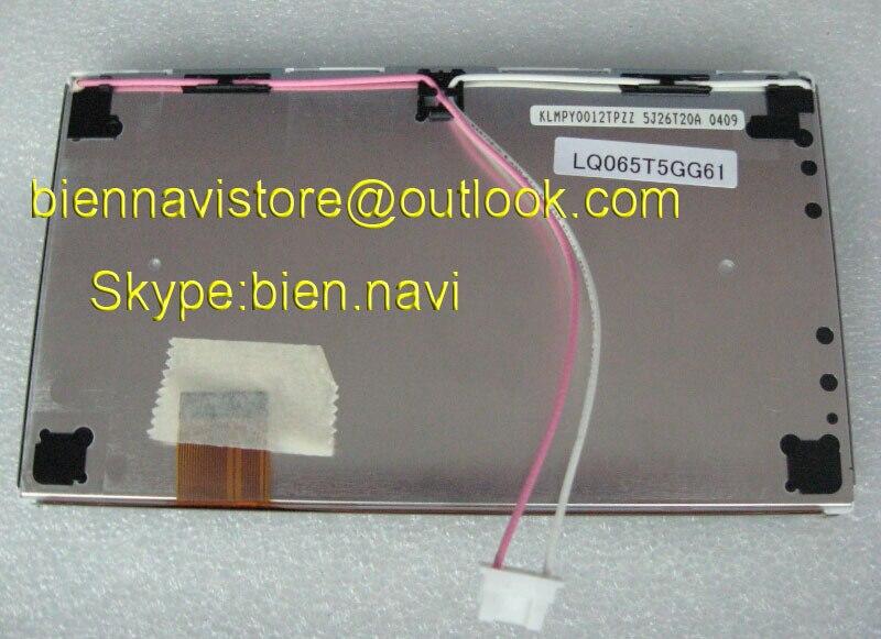 Pantalla LCD completamente nueva LQ065T5GG61 para LCD de navegación - Electrónica del Automóvil