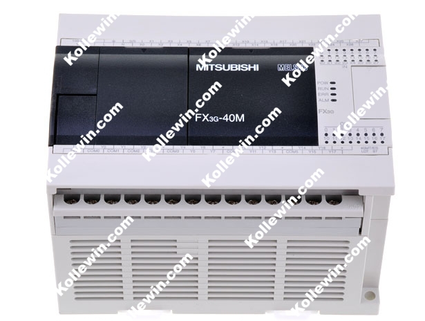 FX3G-40MR/ES AC Base Unit 24DC Input / 16 Relay Output FX3G-40MR/E-A, FX3G40MR/ES PLC Module Melsec, FX3G 40MR/ES, FX3G 40MRES fx3g cnv adp expansion boards new
