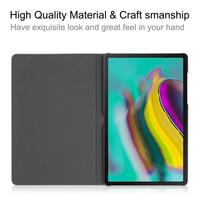 """galaxy tab Tablet cover case for Samsung Galaxy Tab S5E 2019 SM-T720 SM-T725 new released Galaxy tab S5E 10.5"""" tablet stand cover case (3)"""