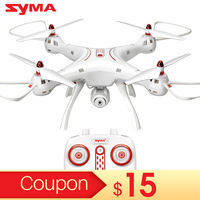 SYMA RC Helicopter Dron X8SW X8SC Drone RC Quadcopter With 2MP HD Camera 2.4G 4CH 6Axis Fixed High Headless Remote Control Drone
