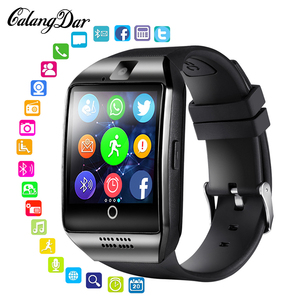 Calangdar Digital Watch Men Bl