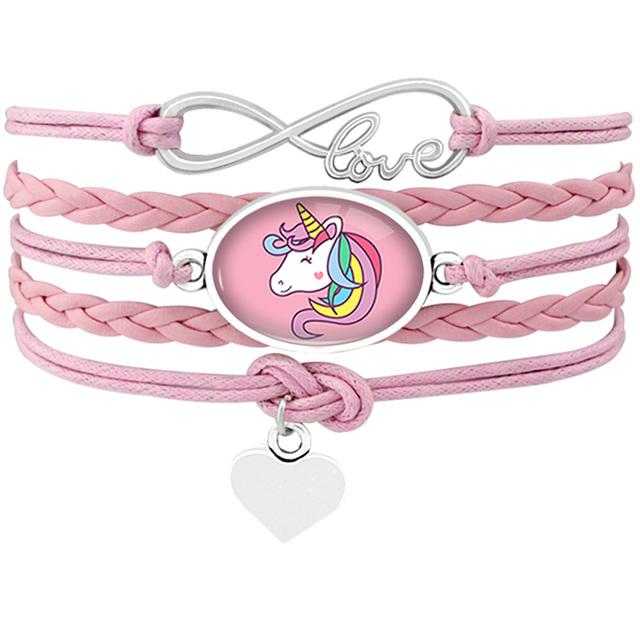 Unicorn Kids Bracelets