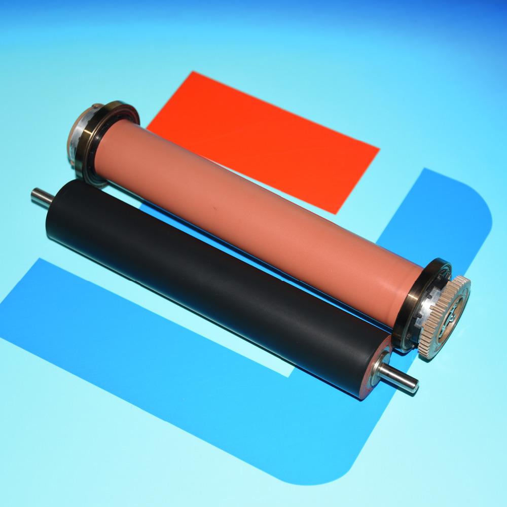 Free Shiping Refurbish JC66 01268B Upper roller JC96 00931A Lower Roller for Samsung ML 4551