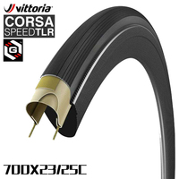 Vittoria bicycle tires Corsa Speed open TLR g+ bicycle tyre 700*23/25C 320tpi Tubeless Road Bike Tire