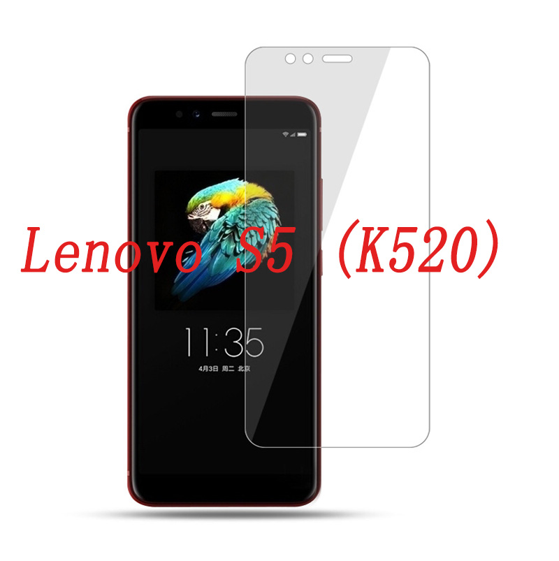 2PCS Smartphone Tempered Glass  9H Explosion-proof Protective Film Screen Protector mobile phone for Lenovo S5 (K520)2PCS Smartphone Tempered Glass  9H Explosion-proof Protective Film Screen Protector mobile phone for Lenovo S5 (K520)