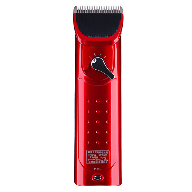 Codos CP 9500 professional dog hair clipper pet dog trimmer electric dog grooming clippers hair Shaver cutting machine