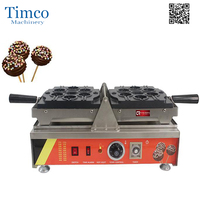New Item American Style Commercial Use Electric 110/220V Lolly Waffle Maker Non Stick Lollipop Waffles on Stick Waffle Iron Make