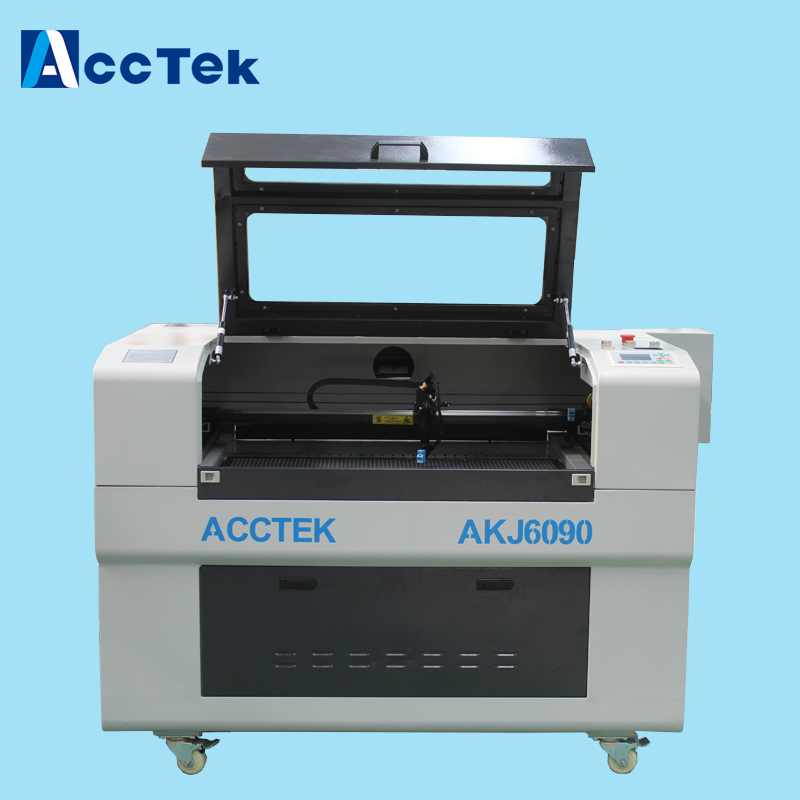Cheap Price China 600x900mm Laser Cnc Mini Cutting, Plexiglass 3d Working On Bottle Mini Laser Engraver