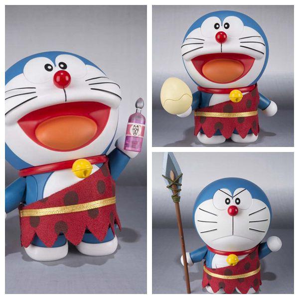 10cm Cute Doraemon Action Figure Cat Like Nobita ROBOT 194