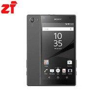 Sony Xperia Z5 Kompakt E5823 Orijinal Unlocked GSM Android Quad-Core & Quad Core 2 GB 3G & 4G z5mini 32 GB ROM