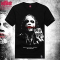 Mens Casual Batman Joker Jack Napier Why so serious Black Cotton O-Neck Printing Pattern Short Sleeve T-shirts Tops