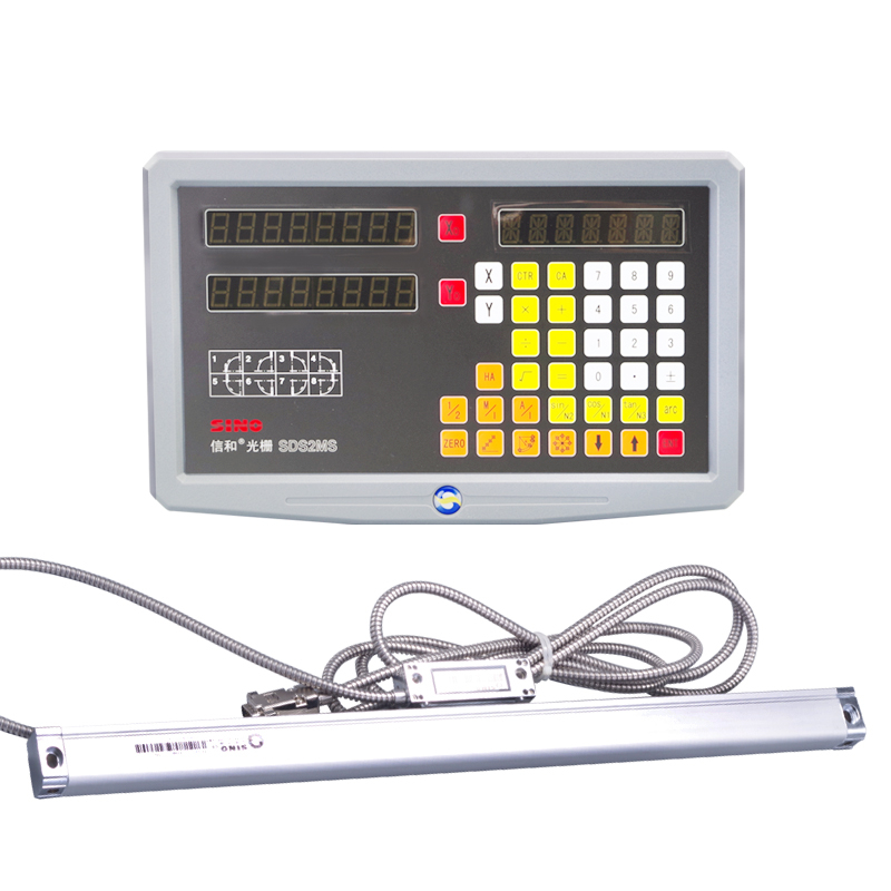 Genuine Sino KA-300 series 0.005 mm / 0.001mm resolution 420mm linear scale SINO KA300 420mm grating ruler цена