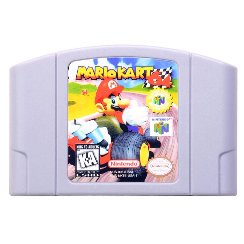 White Mario Kart Racing Games Steering Wheel For Nintendo