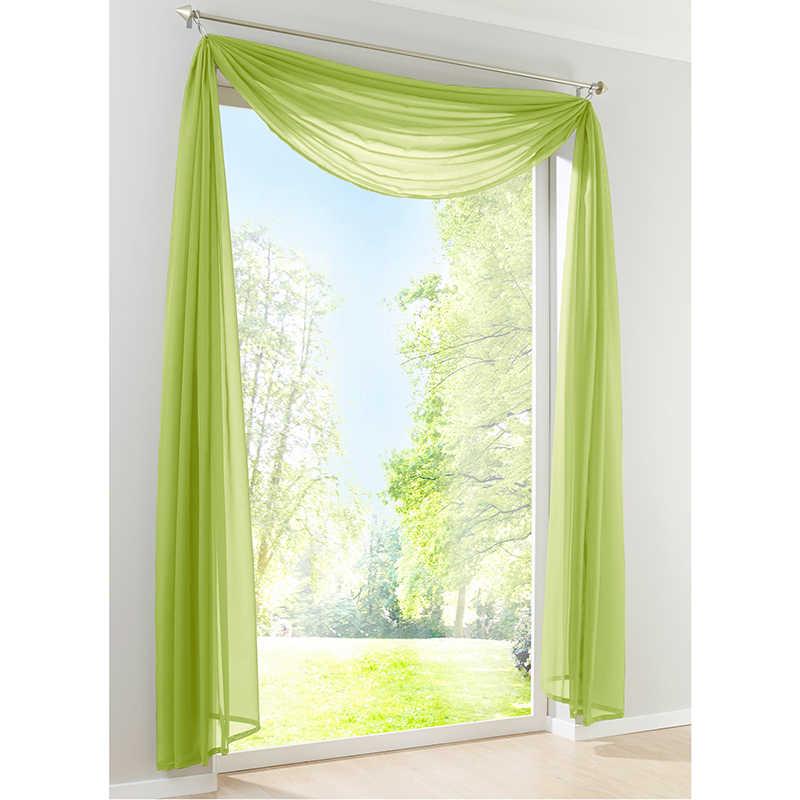 2018 Rushed Sale Cortinas Dormitorio Curtains Terri Tulle Pelmet Fabrics Diy Valance For Drapes Window Treatments For Bedroom