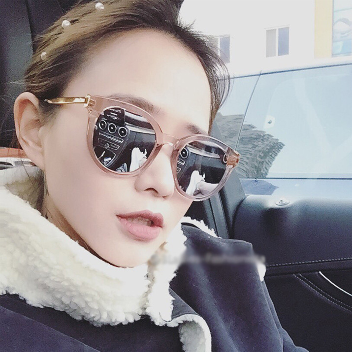 New trend sunglasses sunglasses trendy dazzling sunglasses factory wholesale