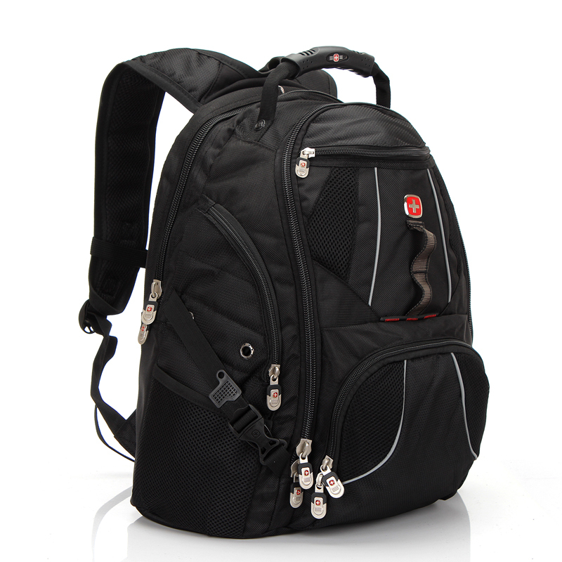 Aliexpress.com : Buy Swiss Gear Pegasus black Backpack Notebook ...