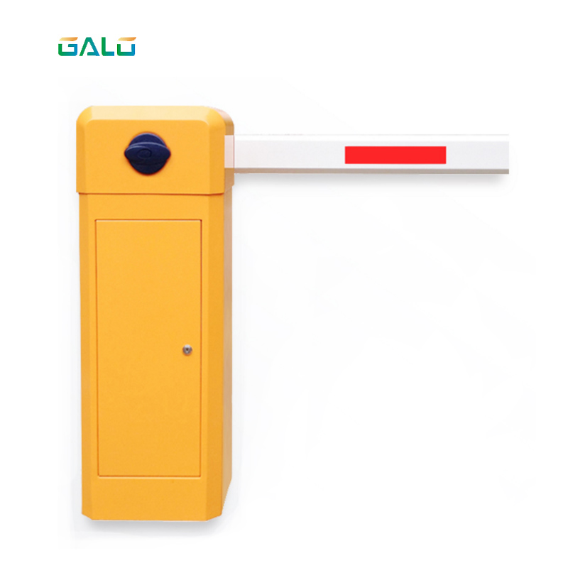 Electronic Car Park Barrier Gate Automatic Parking Lot Barrier G