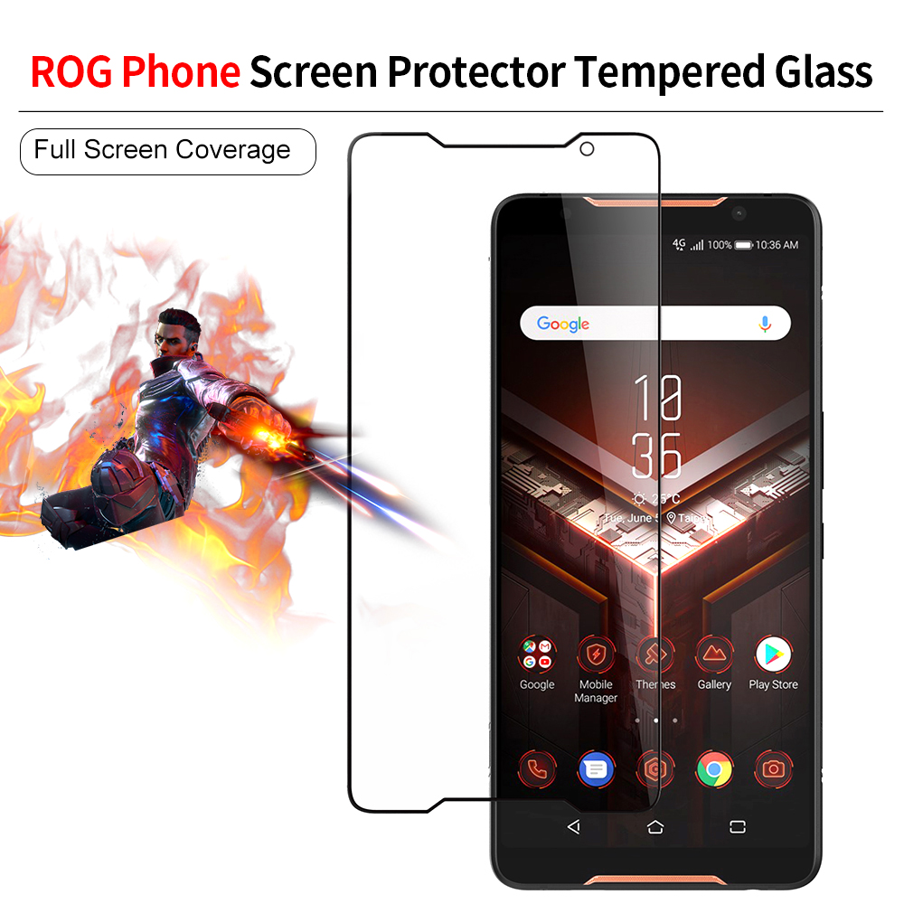 For ASUS ROG Phone Screen protector Tempered Glass Film