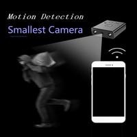 Wireless Mini WiFI Camera Secret Hidden 4K 1080P Full HD IR Cut Night Vision Mini Camcorder Portable Sport DV Camera for Cars