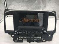 Android 5.1 6.0 7.1 Quad Core Car GPS Navigation DVD Player Multimedia Head Unit For MITSUBISHI LANCER 2007 2012 Radio SAT NAV