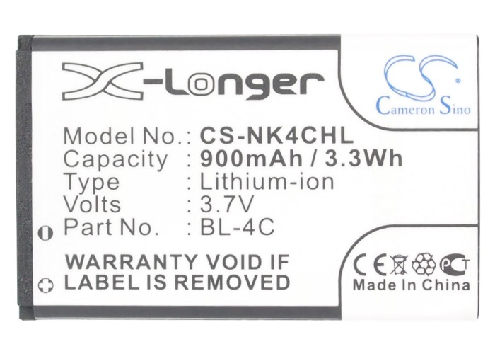 Cameron Sino High Quality 900mAh <font><b>Battery</b></font> MP-S-A2 for Myphone Bueno 3020 image