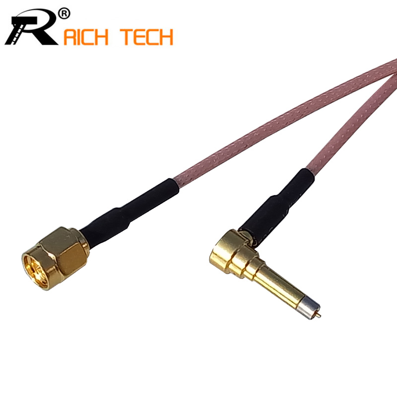 RF SMA Male Switch 3G Modem Connector Cable Assembly For LTE Yota One LU150/Huawei E1550 E171 E153/ZTE MF100 MF180