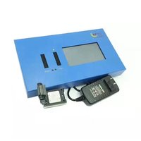 32 64 Bit NAND Flash IC Chip Programmer Tool Motherboard HDD Chip SN Fr AppMJ Independent Operating System Touch Screen
