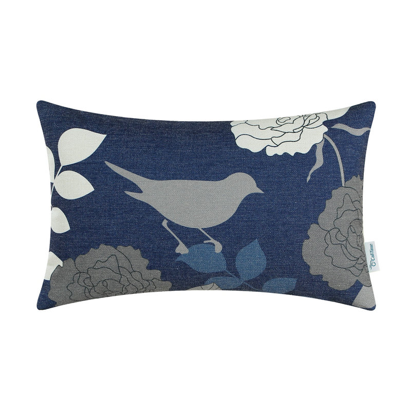 Calitime Decorative Pillows Shell Cushion Cover Home Sofa