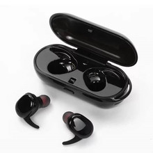 Wireless Headset Bluetooth 5.0 Touch TWS Waterproof Headset in-ear Sport Earphones Mini Earbuds for iPhone Samsung Android