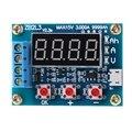ZB2L3 литий-ионный свинцово-кислотный измеритель емкости аккумулятора тестер разряда анализатор