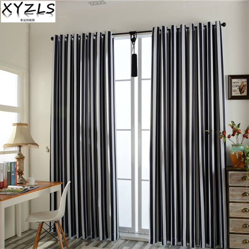 white curtains blackout promotion-shop for promotional white