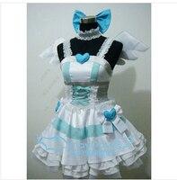Panty Stocking With Garterbel Stocking Cosplay Costume Full Set Free Shipping